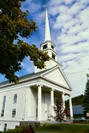 Church in Stowe (Vermont)